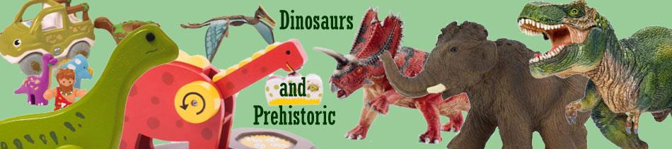 Dinosaurs and Prehistoric Animals