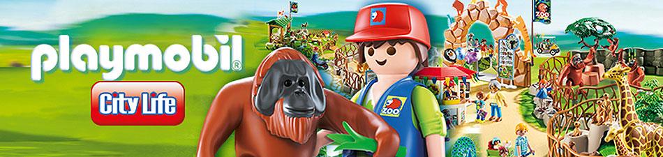 Playmobil Zoo 2016