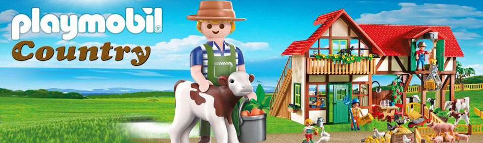 Playmobil Country 2016
