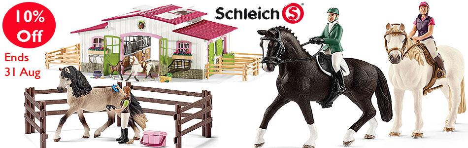 Schleich Horse Promo Aug 2017