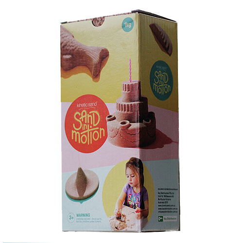 Kinetic Sand™ - Sand in Motion - 1kg Box