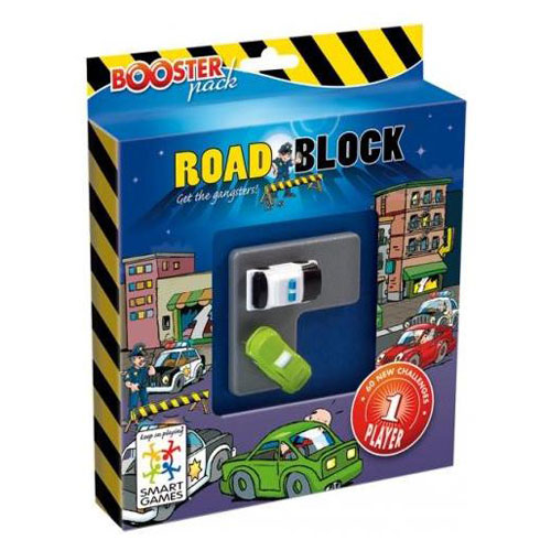 Smart Games - Road Block Booster Pack