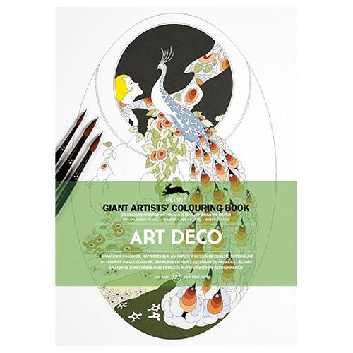 Artists Coloring Book Pepin : Pepin press colouring book indian designs