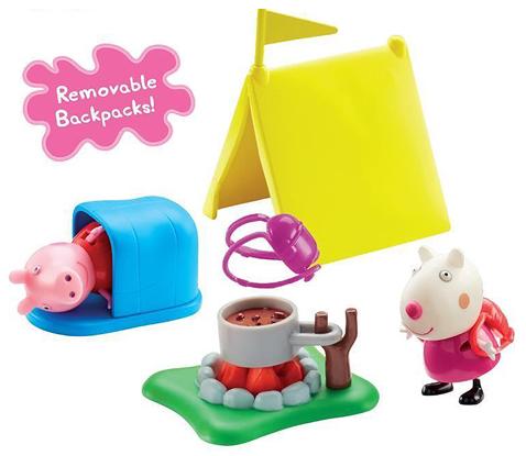 06496 Peppa Pig Camping Set 2
