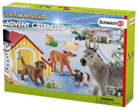 Schleich 97448 FarmAdvent