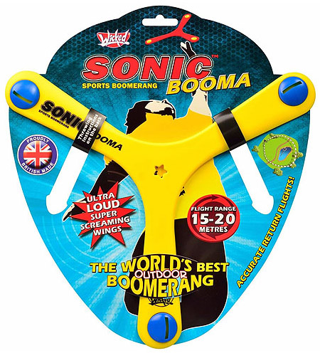 WK41287 SonicBooma Yellow
