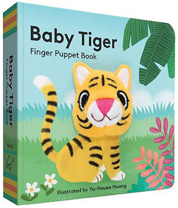 42364 PuppetBook Tiger