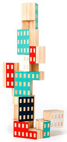 AREAWARE Blockitecture Habitat