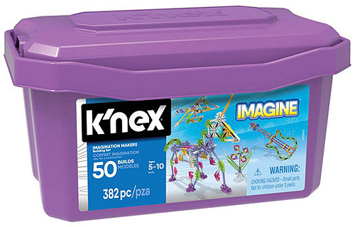 KNEX 16434 KNEX Makers 50 Set