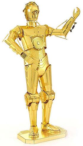 MetalEarth C3PO