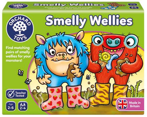 OC026 SmellyWellies