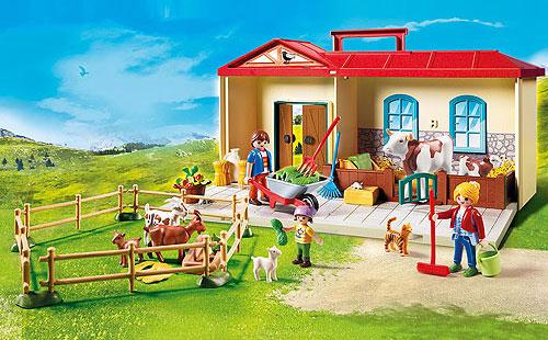 PMB4897 TakeAlong Farm