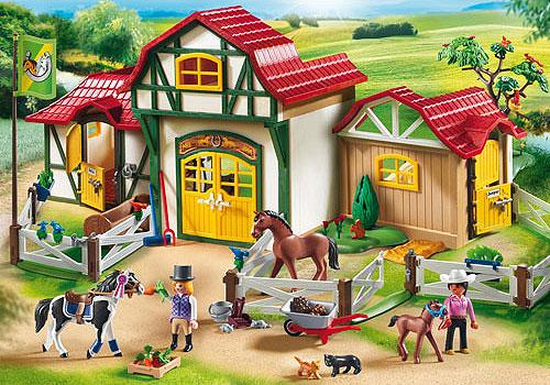 PMB6926 Horse Farm