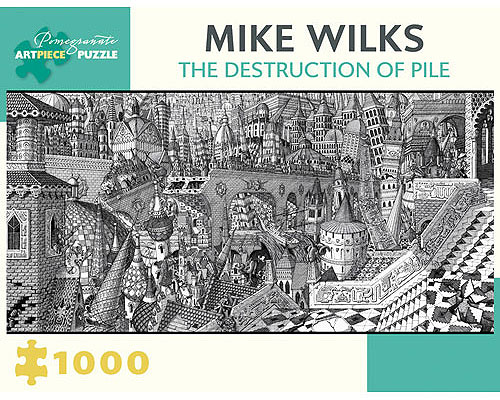 POMAA1001 mike wilks destruction of pile