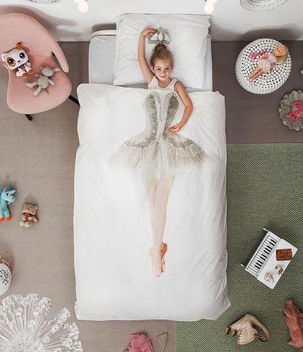 SNURK QuiltSet Ballerina