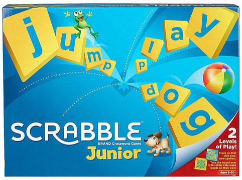 ScrabbleJr