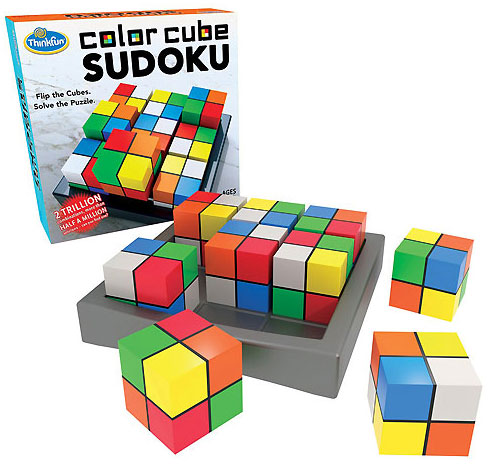 TN1560 ColourCubeSudoku