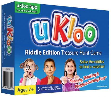 uKloo Riddle box