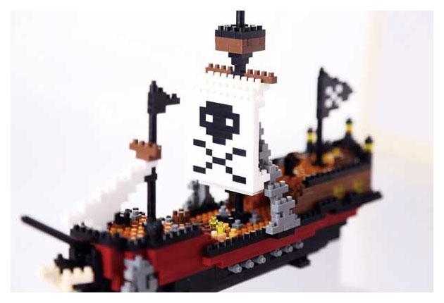 NBM011 PirateShip 6B