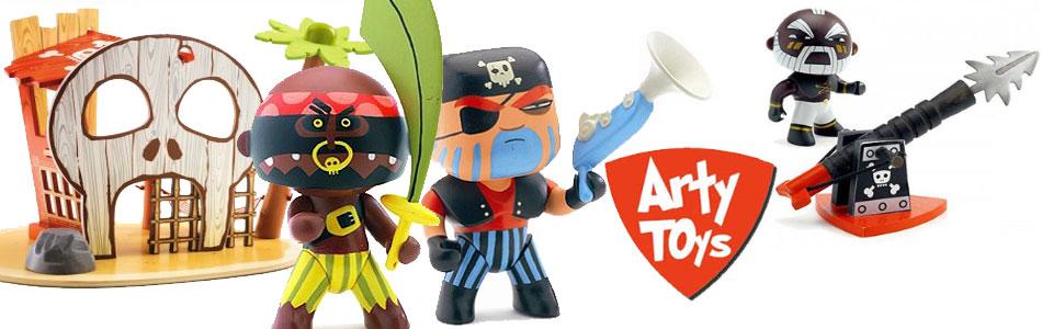 Arty Toys v4