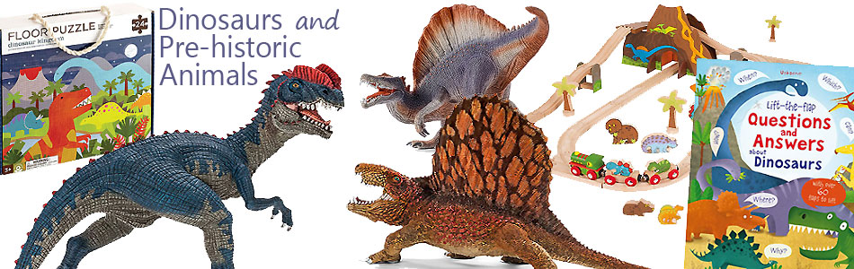 Dino and Prehistoric Animals