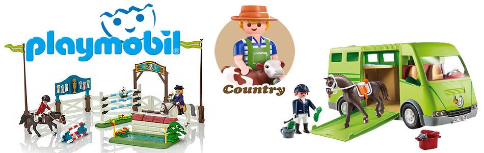 Playmobil Country 2018