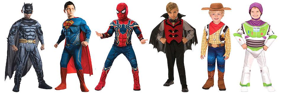Costumes - Boys