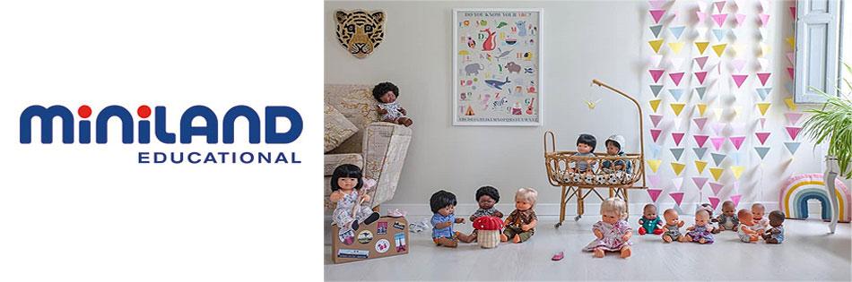 Miniland Dolls v2