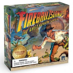 Fireball Island-Last Adventurer