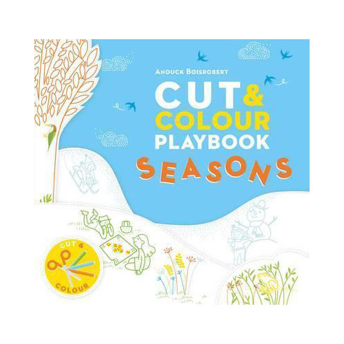 Cut and Colour Playbook: Seasons