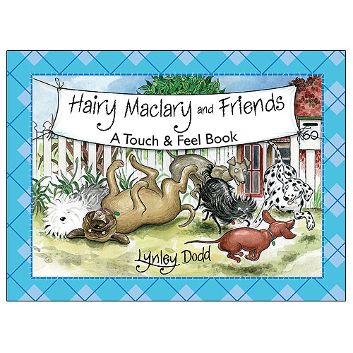 Hairy mclary book