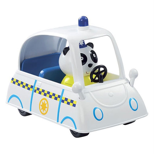 Peppa Pig - PC Panda Police Car