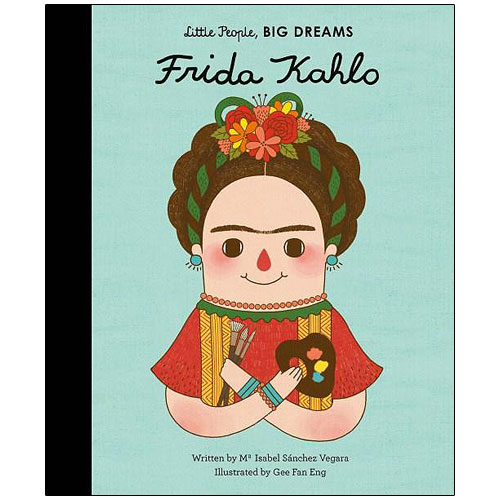 Little People, Big Dreams Series - Frida Kahlo (4+ yrs)