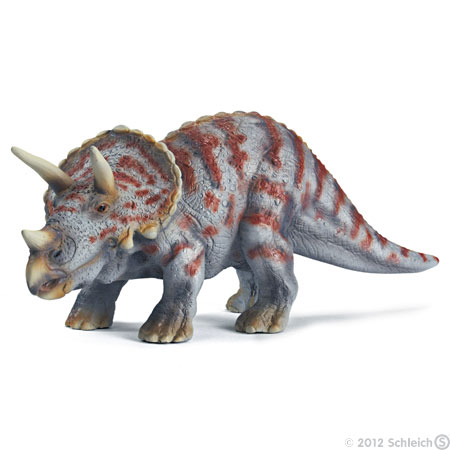 Schleich Dinosaur and Prehistoric Animal - Triceratops Small