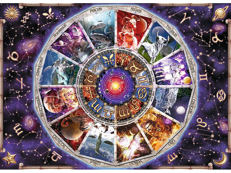 Ravensburger Astrology (9,000 pieces)