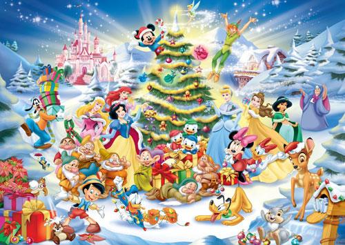 Ravensburger disney christmas eve puzzle 1000 pieces gumiabroncs Images