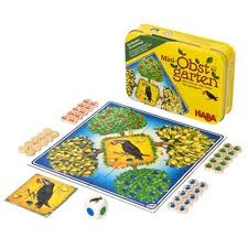 Orchard (Mini) Cooperation Game in Tin (3-8 yrs)