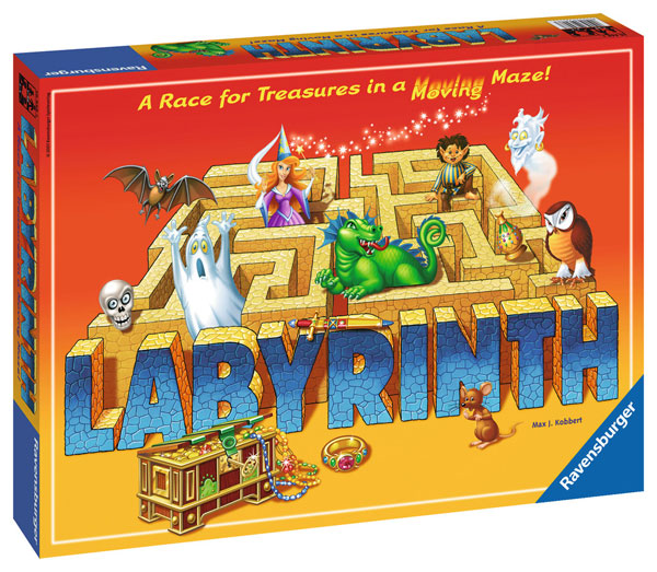 26448 3 labyrinth game