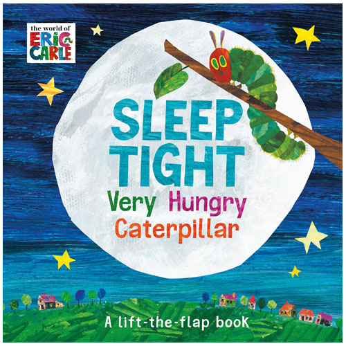 Sleep Tight Very Hungry Caterpillar (Lift-the-flap)