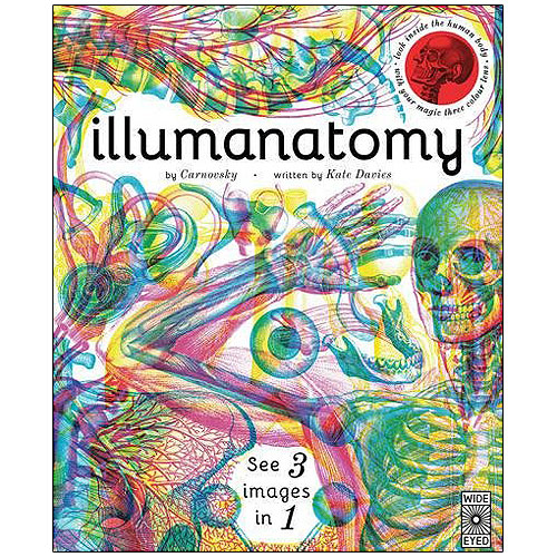 Illumanatomy by Carnovsky and Rachel Williams
