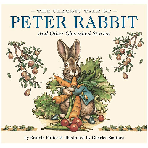 Classic Tale of Peter Rabbit (Hardcover)