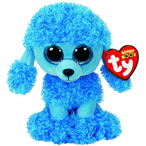 Ty Beanie Boos - Mandy the Blue Poodle (Regular). 36851 MandyBluePoodle 9171f6d3d05d