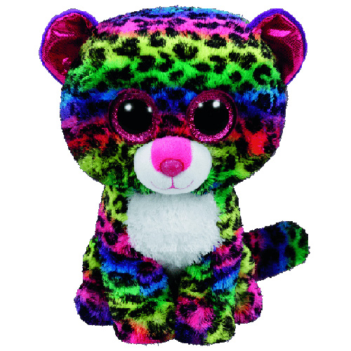 Ty Beanie Boos - Dotty the Leopard (Regular)