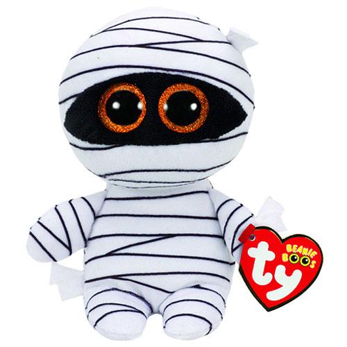 Ty Beanie Boos - Halloween - White Mummy (Regular)