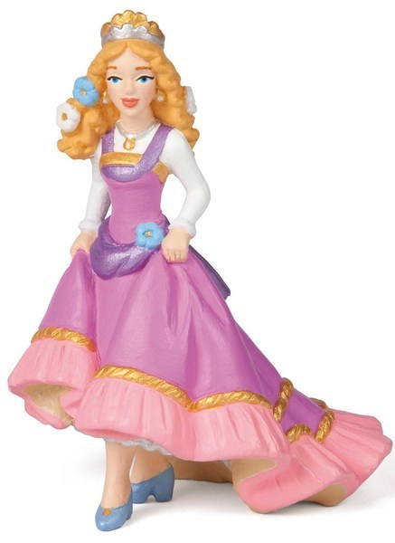 Papo Figurine - Princess with Flowers