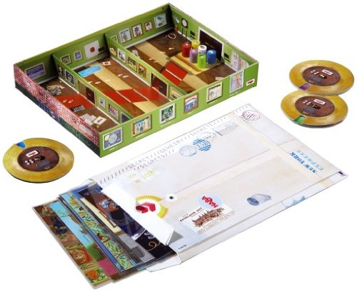 Sherlock Kids Board Game (5+ yrs)