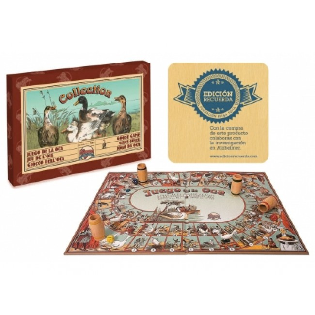 Classic Goose Board Game (8+ years)