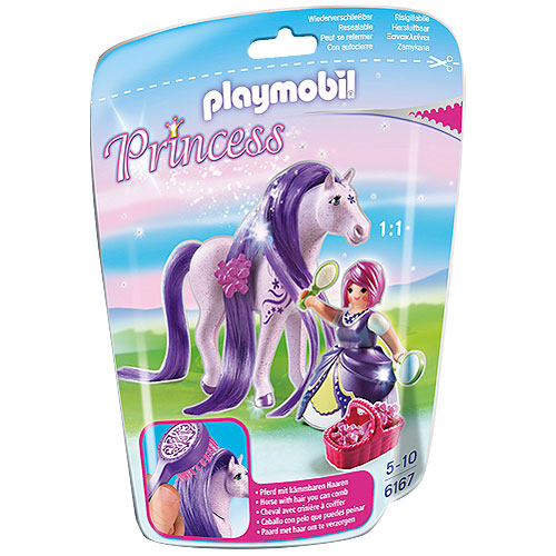 Playmobil Princess Series - Princess Viola with Horse