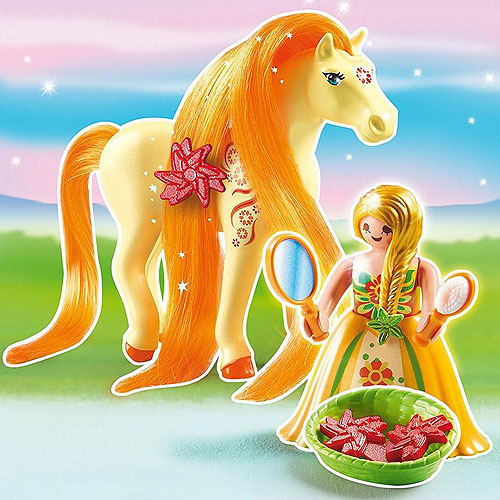 Playmobil Princess Series - Princess Sunny with Horse