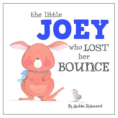 Little Creatures Series: Little Joey Who Lost Her Bounce (3+ yrs)